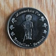 3235 Vz Manneken Pis Bruxelles Brussel - Kz Belgian Heritage Collectors Coin - België