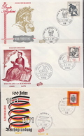 Germany 3 FDCs From 1971 - [7] Federal Republic