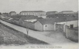 AK 0303  Nimes - Vue Générale Des Casernes D' Artillerie Um 1910-20 - Kasernen