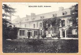 CPA Vouziers, Schloss Olizy, Feldpost, Gel. 1916 - Vouziers