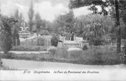 Hoogstraeten  - Le Parc Du Pensionnat Des Ursulines (1907) - Hoogstraten