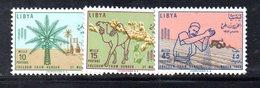 APR2358 - LIBIA 1963 ,  Serie Integra  *** MNH   (2380A)  FAME - Libia