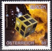 Österreich 2009 Yvert 2642 Neuf ** Cote (2015) 2.00 Euro Europa CEPT L'astronomie - 1945-.... 2ème République