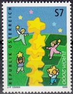 Österreich 2000 Michel 2311 Neuf ** Cote (2015) 1.75 Euro Europa CEPT Colonne D'étoiles - 1945-.... 2ème République