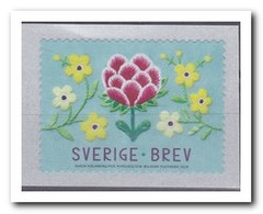 Zweden 2019, Postfris MNH. Flowers - Zweden