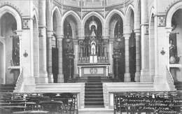 Ixelles - Intérieur De L'Eglise Des Pères Barnabites - Elsene - Ixelles