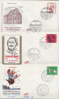 Germany 3 FDCs From 1970 - [7] Federal Republic