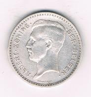 20 FRANK 1934 VL BELGIE /6240/ - 1909-1934: Albert I