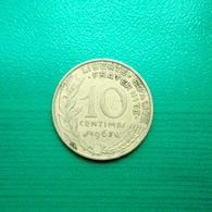 10 Centimes Münze Aus Frankreich Von 1967 (sehr Schön) - Frankreich