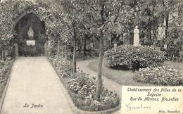 Etablissement Des Filles De La Sagesse - Rue Du Merinos (1902) - St-Josse-ten-Noode - St-Joost-ten-Node