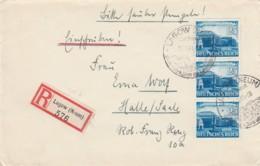 Deutsches Reich R Brief 1941 - Briefe U. Dokumente
