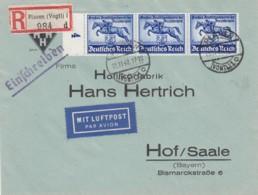 Deutsches Reich R Brief 1940 - Briefe U. Dokumente