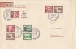 Deutsches Reich R Brief 1937 - Briefe U. Dokumente