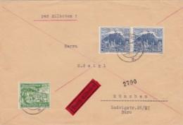 Deutsches Reich Brief 1940 - Briefe U. Dokumente