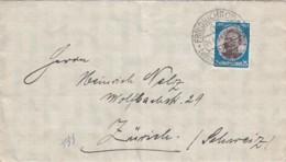 Deutsches Reich Brief 1934 - Briefe U. Dokumente
