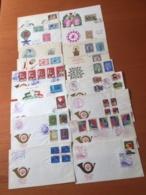 +++ Sammlung 17 FDC Iran / Persia +++ - Briefmarken