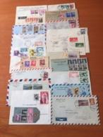 +++ Sammlung 20 Briefe Und Postkarten Turkey  +++ - Briefmarken