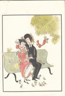 Les Amoureux De Peynet - Jolie Carte - Peynet