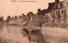 [50] Manche > Ducey La Sélune Et Le Pavement - Ducey