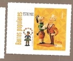 Portugal ** & Alentejo And Algarve, Self Adhesives, Clay Figures, Popular Art From Estremoz  2019 (3279) - 1910 - ... Repubblica