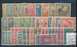 BELGIAN CONGO SELECTION LH SOME STAMPS HEAVY HINGED - Congo Belge