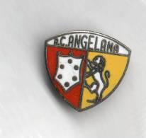 A.C. Angelana Assisi Perugia Umbria Insignes De Football Badges Insignias De FÚtbol Fußball-Abzeichen Spilla Pins - Calcio