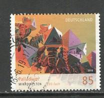 Duitsland, Mi 3466 Jaar 2019,  Mikrowelten;  Gestempeld, Zie Scan - [7] République Fédérale