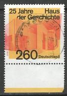 Duitsland, Mi 3467 Jaar 2019,  25 Jahre Haus Der Geschichte; Hoge Waarde,  Prachtig  Gestempeld, Zie Scan - [7] République Fédérale