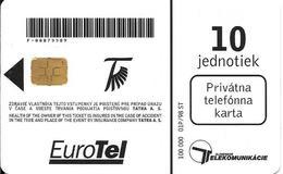 TC-PUCE-SLOVAQUIE-10J-01/98-ROCK FESTIVAL 1998 BRATISLAVA--Utilisé-TBE - Slovaquie
