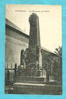 CPA  Tourniac  (15)  Le Monument Aux Morts - France