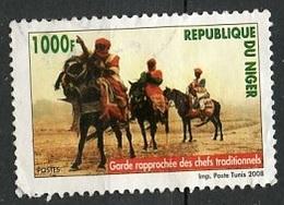 Niger 2008 Y&T N°1676 - Michel N°(?) (o) - 1000f Garde Rapprochée - Niger (1960-...)
