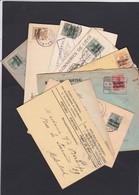 OCCUPATION : LOT 11 Documents - WW I
