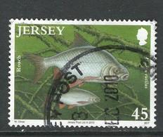 Jersey, Mi 1516 Jaar 2010,  Gestempeld - Jersey
