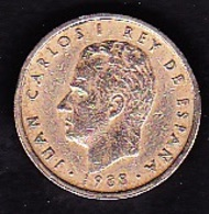 España - 100 Pesetas / 1988 Juan Carlos I Rey De España - [ 5] 1949-… : Kingdom