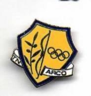 Arco Trento Calcio Distintivi FootBall Soccer Spilla Pins TAA - Calcio