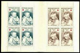 1965 Red Cross,Children,paintings By Renoir,France,1532,Bkl,MNH - Cruz Roja