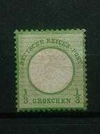 Deutsche Reich Mi-Nr. 17 * MH Ungebraucht - Deutschland