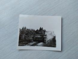 WWI  Foto German  Tank Kampfwgen Panzer 2wk Photo - 1939-45