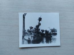 WWI  Foto 1943 Dänemark Schiffe - 1939-45