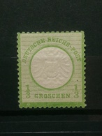 Deutsche Reich Mi-Nr. 17 ** MNH Postfrisch - Deutschland
