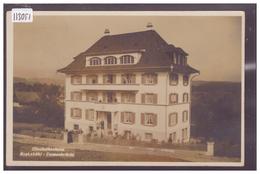 REUSSBÜHL EMMENBRÜCKE - ELISABETHENHEIM - TB - LU Lucerne