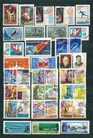 USSR 1962, Lot Of 11 Complete Sets Used: MiNr 2578-79, 2587 A A+b, 2607-08, 2616-17, 1634-36, 2638-39, 2640-41, More - 1923-1991 UdSSR