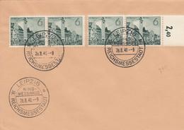 Blanko Sonderstempelbeleg 1940: Leipzig: Haus Der Nationen, Reichsmessestadt - Deutschland