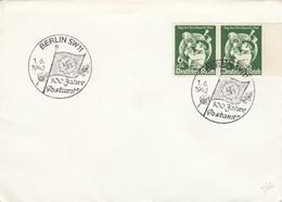 Blanko Sonderstempelbeleg 1942: Berlin SW 11: 100 Jahre Postamt - Deutschland