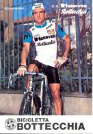 BECCIA Mario ITA (Troia (Puglia), 16-8-'55) 1982 Hoonved - Bottecchia - Cyclisme