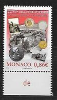 Monaco 2019 - Grande Bourse 2019 ** - Unused Stamps