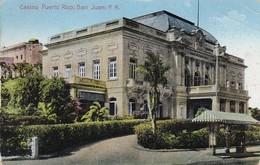 PC Puerto Rico - Casino San Juan - 1940 (42972) - Puerto Rico