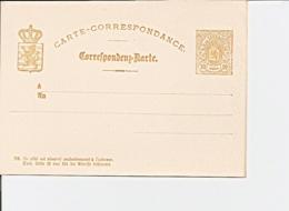 Luxemburg P 22 ** - 10 C. Wappen - Ganzsachen