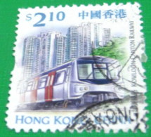 Hong Kong 1999 Landmarks And Tourist Attractions $2.10 - Used - 1997-... Région Administrative Chinoise