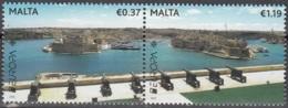 Malta 2012 Yvert 1652 - 1653 Neuf ** Cote (2015) 4.60 Euro Europa CEPT Tourisme Port De Malta - Malte